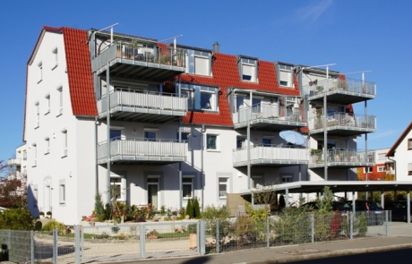 Neubau Mansarddach in Rottenburg
