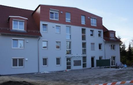 Neubau Mehrfamilienhäuser in Mössingen