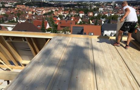 Zimmerarbeiten in Reutlingen
