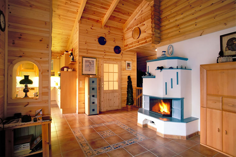 Holz-Innenausbau